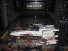 Vintage Star Wars X-Wing fighter by Kenner Tonka 1995 originales efectos de sonido