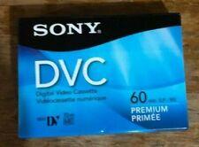 Sony 60 Minute DVC Premium