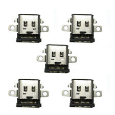 5pcs Type-C USB-C Charging Port Charger Socket Connector for Nintendo Switch NS