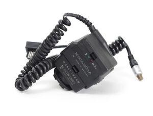 Hasselblad Metz TTL Module Flash Adapter SCA390 SCA 305A Multi-conector