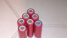 36 X  Sanyo Battery 18650 Li-ion 3.7V 2600 mAh for hobby or electric Bike