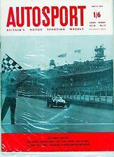AUTOSPORT 6th MAGGIO 1960 * - * 200
