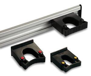 Toolflex Tool Storage Holder System Organiser Garage Shed Rack Rail Stable Wall
