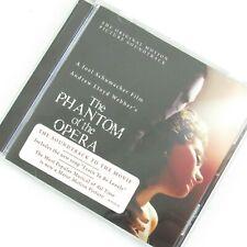 The Phantom of the Opera Motion Picture Soundtrack CD Andrew Lloyd Webber