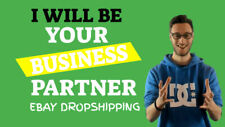 I WILL BE YOUR EBAY BUSINESS PARTNER AND BUILD YOU AN ONLINE EBAY BUSINESS