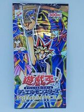 Yu-Gi-Oh Premium Pack 4  Sealed Booster Pack! 6 Cards! P4-01~06 Japanese yugioh