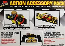 Life Like HO Slot Car Track  -   Action Accessory Pack - 433-9499