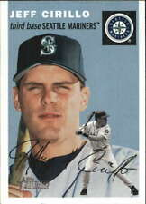 Jeff Cirillo 2003 Heritage #404 SP Seattle Mariners BX H1C-404