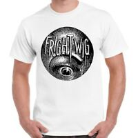 Frightwig American Feminist Punk Music Group Rock Eye Top Retro T Shirt 87