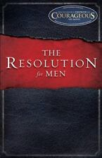 The Resolution for Men by Randy C. Alcorn, Alex Kendrick and Stephen Kendrick...