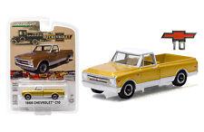 Greenlight Chevrolet C10 1968 Gold Anniversary Edition 1/64 27850 A