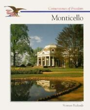Cornerstones of Freedom: Monticello by Norman Richards (1995, Hardcover)