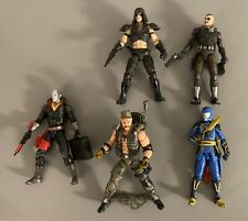 G.I. Joe Classified Lot Cobra Viper Firefly Regal Cobra Commander