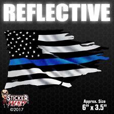 REFLECTIVE 2 PACK Terrorist Hunting License Sticker Car Bumper Vinyl Decal FS375