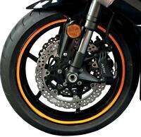 Flu Designs Inc. Decal Wheel Flo Orange 60607