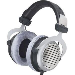 Beyerdynamic DT 990 Pro Headband Headphones - Black- Special Edition