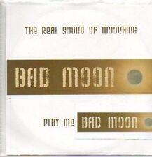 (94C) Bad Moon, The Real Sound of Mooching - DJ CD