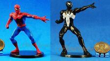 Marvel Superhero Figur Spider-man Red Black Tortendeko Tortenfigur A486 A493