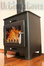 Saltfire ST1 Woodburning Stove DEFRA Approved With Fitting Kit