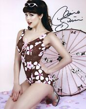 Claire Sinclair Signed Photo 8x10 #16A Playboy Playmate of the Year 2011 Vegas