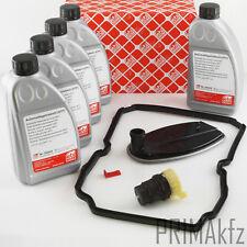 FEBI 10098 Ölwechsel Set Inspektions Kit Automatikgetriebe + Öl 5L Mercedes G S