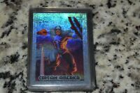 1994 Marvel Masterpieces Limited Edition Holofoil #1 Captain America