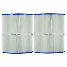 2 Pk Pleatco PWK65 65 sqft Filter Cartridge Watkins Hot Spring Spas 31114 C-8465