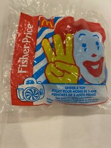 McDonalds Fisher Price Happy Meal Under 3 Happy Meal  Camera 1997 Mattel