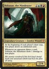 1x NEKUSAR, THE MINDRAZER - Rare - Commander - MTG - NM - Magic the Gathering