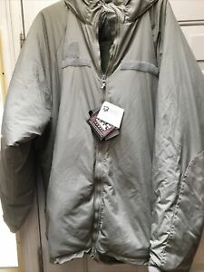 US Army Gen III Level 7 Extreme Cold Weather Parka XL/Regular USGI-New W/Defects