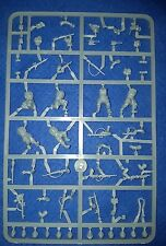 Warlord games bolt action 28mm scale German Fallschirmjager sprue