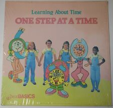 "Disney Record ""Learning About Time One Step At A Time"" - UB-001 - (SS)"