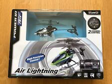 SILVERLIT AIR LIGHTNING 2 CHANNEL CONTROL HELICOPTER