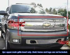 Fits Chevy Silverado 1500 Stainless Mesh Grille 07-11 2011
