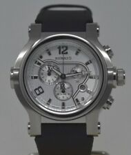 New Renato 49mm T-Rex Gen III Silver Dial 49mm Watch  - Limited to 30 Produced