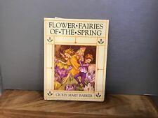 Flower Fairies Book Unbenutzt. Great