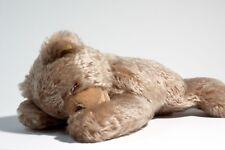 Steiff Teddy Bär liegend, ca. 33 cm lang