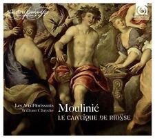 MOULINI': LE CANTIQUE DE MO˜SE NEW CD