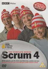 Scrum 4 - The Complete Series - Dvd