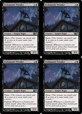 4x DUSKMANTLE PROWLER M13 Magic 2013 MTG Black Creature—Vampire Rogue Unc