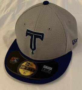 Tulsa Drillers New Era Low Crown Diamond Era 59FIFTY Hat NWT 6 7/8