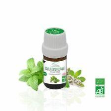 Huile Essentielle BIO Menthe Poivrée 5ml. ABLabel, Ecocert Bio 100 % Pure.