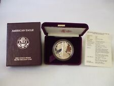 1988-S Proof American Silver Eagle Coin  - One Troy oz .999 Bullion