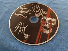 Goatwhore Group Signed Autographed CD a
