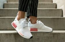 Adidas Nmd R1 Women White Rose. Size 7,5. BY9952 Icey Pink