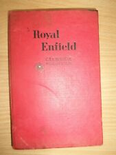 ROYAL ENFIELD REPAIR MANUAL 1937 TO 1949