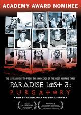 Paradise Lost 3: Purgatory [New DVD] Amaray Case