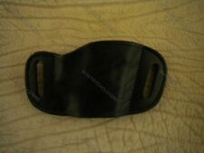 S&W M&P SHIELD  Leather Custom Leather Belt Slide Holster Made in U.S.A.