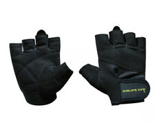 GOLDS GYM CLASSIC WEIGHT TRAINING GLOVES WORKOUT EXERCISE FITNESS  XS / S SMALL