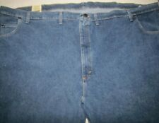 NWT Wrangler Rugged Wear Relaxed Fit Regular Jeans Men's Size 58 x 30
